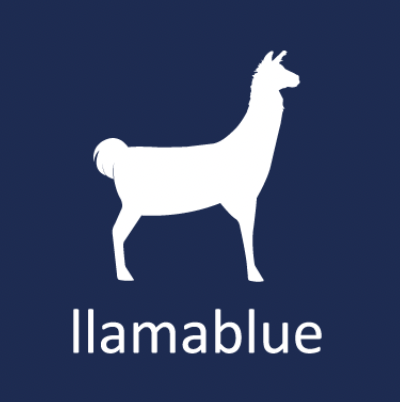 llamablue 200